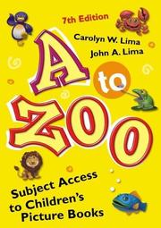 Book Cover - Title in red outlined lettering over yellow background with various small images.