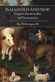 Book cover - white title on black banner over painting of diverse animals