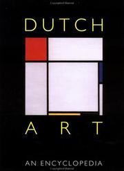 Book Cover - Title in bronze lettering framing a painting of white, red, blue, and yellow squares against a black background.