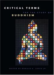 Book Cover - Title in white lettering over the outline of a Buddhist statue filled in with multicolored dots.